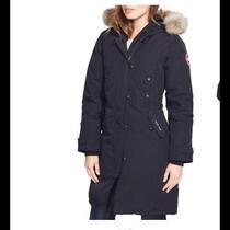 Nwt Authentic Canada Goose Kensington Coat Xxs Navy Photo