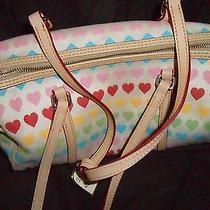 Nwt Authentic Dooney & Bourke Handbag Heart Purse Photo