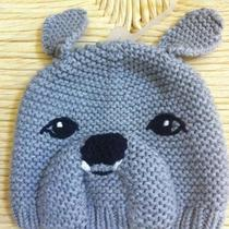 Nwt Baby Gap Bulldog Hat Size0-3mon Photo