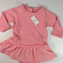 Nwt Baby Gap Dress With Bloomers Pink Polka Dot 3 6 Mo  Photo