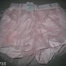 Nwt Baby Gap Girls Odile Pink Ruffle Tulle Shorts Shorts Size 5 Photo