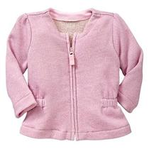 Nwt Baby Gap Girls Shirred Terry Jacket 3-6 Months Brand New 24.95 Photo