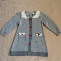 Nwt Baby Gap Girls Size 12-18 Month Sweater Dress Photo