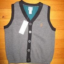 Nwt Baby Gap Sweater Vest Size 18-24 Months Photo