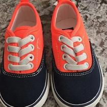 Nwt Baby Gap Toddler Boy Sneakers Size 6 Photo