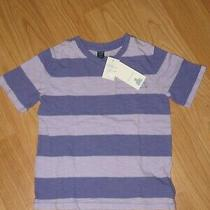 Nwt Baby Gap Toddler Striped Pocket T-Shirt 4t Photo
