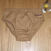 Nwt Baby Kid's Toddler 9 Months Carhartt Diaper Pants Photo
