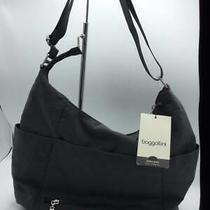 Nwt Baggallini Nylon Hobo Tote Handbag Bag Purse Crossbody Messenger Travel Photo