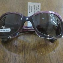 Nwt Balenciaga Womens Sunglasses 0012 Violet Shaded Photo