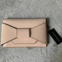 Nwt Banana Republic Pink Blush Leather Envelope Card Case Wallet Clutch Photo