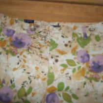 Nwt Bandolino Women's Flowered Bermuda Name Ivette Size 10 Cute  Photo