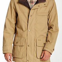 Nwt Barbour Horton Waterproof Coat Jacket Sand New Mwb0385sn31 Xxl 425 Photo