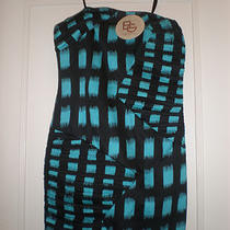 Nwt Bcbg Generation Agate Strapless Dress Sz. 2 Photo