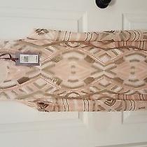 Nwt Beautiful Sequin Chelsea & Violet Dress Size S Blush Photo