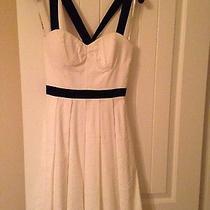 Nwt Bebe Black and White Dress Photo