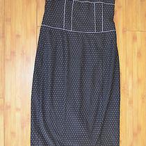 Nwt Bebe Polka Dot Corset Dress 2 Photo