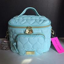 Nwt Betsey Johnson Insulated Cargo Mint Lunch Tote Bag Box or Baby Bag  Photo