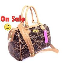 Nwt Betsey Johnson Satchel Bag Photo