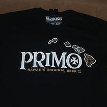 Nwt Billabong Primo Original Hawaiian Beer Shirt Small Black Hawaii New  Photo