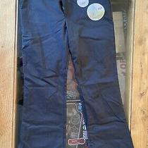 Nwt Black Dickies Women's Slim Fit Stretch Pants Size 14 R Photo
