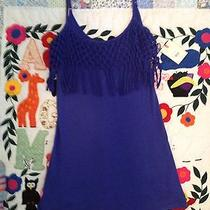 Nwt Blue Billabong Dress Medium Photo