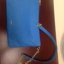 Nwt Blue Fossil Purse Photo