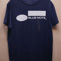 Nwt Blue Note by Gap Mens Vintage Graphic Tee Size Medium Photo