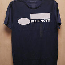Nwt Blue Note by Gap Mens Vintage Graphic Tee Size Small Photo