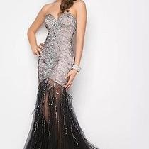 Nwt Blush 9504 Prom Dress 450 Photo