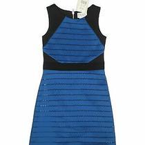 Nwt Blush by Us Angels Girls Blue Dress 10 Photo