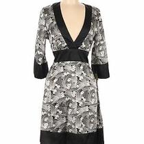 Nwt Blush Women Black Casual Dress 9 Photo
