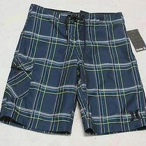 Nwt Boys Hurley Board Shorts Size 16 Photo