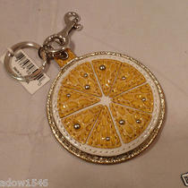 Nwt Brighton Bon Voyage Lemone Key Chain Ring Fob E1437y Photo