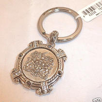 Nwt Brighton Devotion Valor Key Fob Chain Ring E14900 Photo