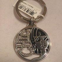 Nwt Brighton Fashionista Chic Silver Plated Key Chain Ring E14550 Photo