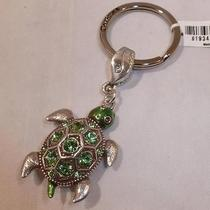 Nwt Brighton Marvel Turtle Silver Plated Key Ring Chain Fob E14060  Photo