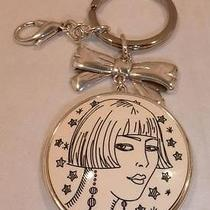Nwt Brighton Nanette Fashionista Key Chain Ring Fob Necklace E14950 Photo