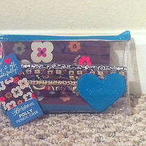 Nwt Brighton Pencil Pouch With Note Books and Pencils Photo