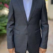 Nwt Burberry London England Gray Blazer 40r Made in Italy 40 R Jacket Eur 50 R Photo