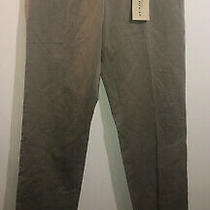 Nwt Burberry London Flat Front Straight Pant Mens Size 38 Photo