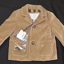Nwt Burberry Mushroom Jacket Infant Boy 6m Photo
