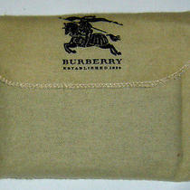 Nwt Burberry  Navy Check Embossed Wallet Photo