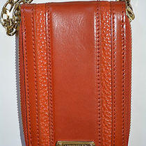 Nwt Burberry Whitley Leather Wallet Coin Case Iphone Case With Bridle Trim Photo
