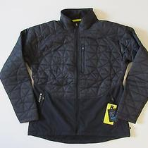 Nwt Burton Ambrosia in Black Insulated Driride Softshell Quilted Jacket Xl  Photo