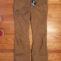 Nwt Burton Dryride Xl Women's Ski Snowboard Pants New With Tags Gaiters Photo