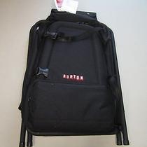 Nwt Burton Liquid Lounger Chair Stereo System Built-in Bar Skate Backpack Black Photo