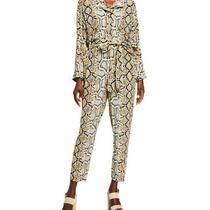 Nwt Camilla Python Print Silk Jumpsuit Sz Xs Photo