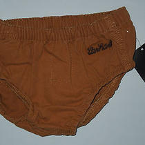 Nwt  Carhartt Unisex  Infant 1 One Piece Pants Diaper Cover     6  Months Month Photo
