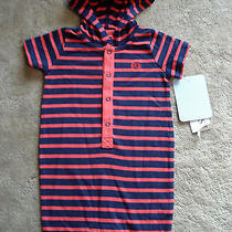 Nwt Chaps by Ralph Lauren One-Piece Romper Size 6 Months Photo