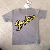 Nwt Chaser Toddler Kids Fender Shirt Size 2 Photo